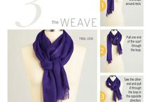 Scarves / Scarves, scarf designs, scarves how to wear, scarves tying, scarf tying, scarf fashion, scarves fashion