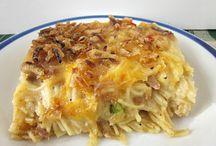 Recipes: Casseroles, Hot Dishes, & One-Dish Bakes