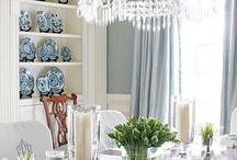 dining room / by Carolyn Lutz