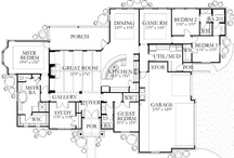 dream home ideas / by Hope Aubrey Hoaglin