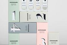 Cosmetic bottle/ package