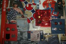 Portfolio V / Paneles de avíos y textiles