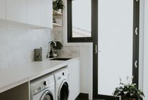 Laundry and kitchen ideas