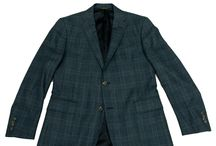 Fall / Winter Fashion / Fall / Winter button downs, pants, sport coats, neckties, bowties, and pocket squares