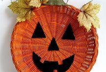 Papírfonás - halloween