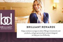 Brilliant Distinctions® by Allergan® / Become a member of Brilliant Distinctions and start saving $$$!