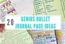 Inspiration: Bullet Journals