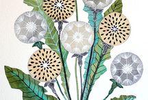 herbarium illustration / my botanical inspirations