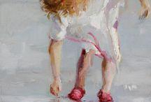 Peindre Helene