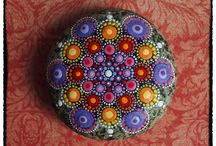 mandala dot by dot