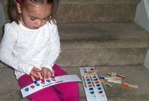 Teaching little girls / by Melanie Visser