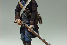 Military XVIII Century