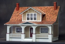 Real Good Toys / All Unfinished Doll Houses are Made in Vermont. Each unfinished dollhouse kit features easy to follow instructions with detailed drawings. Many of our dollhouse kits have milled in clapboard siding, grooved sidewall construction for ease of assembly and precision, pre-cut detailed trim. #madeinUSA #MadeinAmerica @BuyDirectUSA #madeinVT www.realgoodtoys.com  / by Buy American for America Made in USA Create Jobs