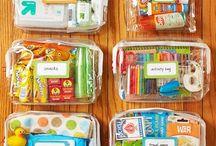 organizing: small stuff