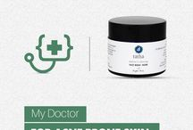 National Doctors Day / Vedic Collection Organic products transform your skin, hair, body to a healthy, radiant state.