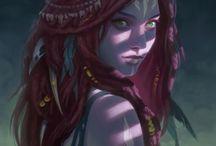 Character: Nylaathira