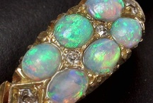 OPAL, OPAL! / A collection of beautiful opal jewelry available or previously sold  through Divine Finds Jewelry and other opal jewelry we find as we surf the net