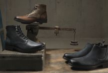 Men's Shoes and Boots (Spring 2016) / New men's boots released in the first half of 2016. Ready for whatever adventure you're willing to take them on.