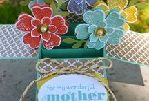 Stampin' Up! Card-In-A-Box / ideas for Card-In-A-Box