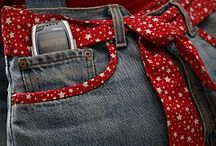 chipie16.  Sac En Jean