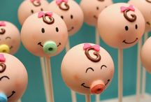 Cake Pops - Baby Shower