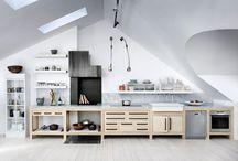 Cocinas [] Kitchen interiors / Cocinas para inspirarte [] Kitchen inspirations