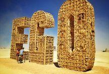 Burning Man Art