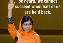 Courageous Women