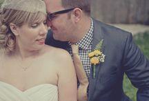 Checkered Wedding