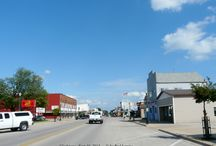 Gladstone, Michigan / Some pictures I took in Gladstone in 2013 / by Bud Lemire