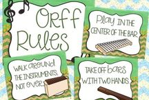 for the classroom- Orff/instruments / by Sarah Carolyn
