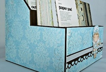 &%&% Chipboard creations I want to make!