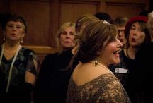 'Summertime' Launch Party MCC / Collection of choir photos and others from the night on 23 Jan 2015
