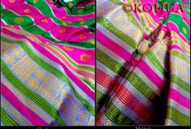 Six Yards of Style and Sanskaar / COLLECTION OF BEAUTIFUL SAREES FROM ALL OVER INDIA