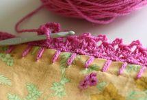 Crochet-Edging Edges / by Missy