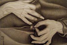 Hands / by Gayle Farha