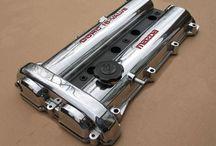 Miata valve covers