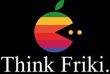 """Frikadas / Diseños divertidos y sobre todo """"MUY FRIKIS"""""""