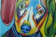 Arte com animais