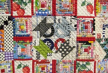 Beautiful Basket Quilts / by Sandi Spencer