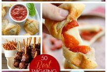 Tailgating Food