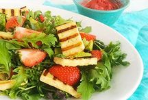 Kesäruoat/salaatti