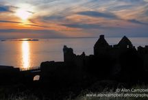 Landscapes / Photographs captured throughout the island of Ireland  particularly landscapes, seascapes, sunsets and waterfalls.
