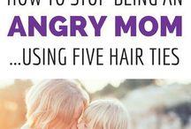 Angry mom?