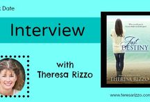Author interviews / Interviews of my favorite authors.