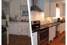 Kitchen Remodel - Rocky River / Before/After pictures from a recent kitchen remodel in Rocky River!
