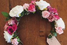 C r o w n s / Flower crown beauty <3