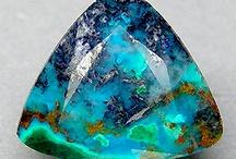 Gemstones - Chrysocolla