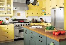 Kitchen Palette Ideas
