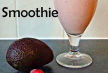 Smoothies / Delicious and healthy smoothie recipes packed full of fruit and vegetables.